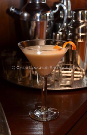 La Posada - cocktail creation & photography by Cheri Loughlin for representatives of Camarena Tequila