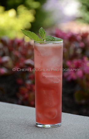 Shellback Rum Raspberry Watermelon Mojito 016 Cocktail Development & Photography by Cheri Loughlin
