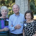 Holly Gathright, Cave Hill Heritage Foundation Board member Joe Gathright, Sharon Hardy.