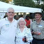 Tim  and Sue Sunkel, Kenny Popp.