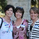 Camille Hudson, Paula McKenna ands Joan Blincoe.