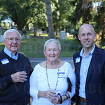 George and Jane Clark, Scott Herrmann.