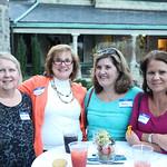 Tammy Decker, Linda Morris, Becky Bryant and Jennifer Wisdom.