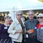Pat Goodman, Sharon Kleinert, Wyatt and Mary Gragg.