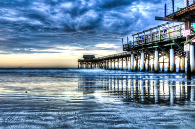 The Infamous Cocoa Beach Pier
