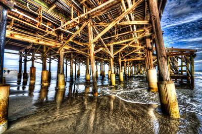 Cocoa Beach Pier Stix