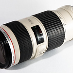 """<b>Canon EF 70-200 f/4L IS USM</b> <div class=""""gsFont""""> Simply put, this lens is stunning. The only way it could be any more perfect is if it were free. Thanks to its wickedly effective image stabilization, sumptuously contrasty images, light weight, and startling sharpness, this lens is almost always with me in the field. The fact that is takes a 1.4x extender without missing a beat simply increases its utility. I've used it for portraits, sports, landscapes, and macros. I'd even be tempted to use it for wide-angle shots on a panorama head. If this were feudal Japan, this lens would be my samurai sword. <br><div class=""""gsGray""""><em>Rating: 10 out of 10</em>    Sample Image: <a href=""""http://photos.ultrasomething.com/gallery/4068172_RRjby#314600356_VFHqj-A-LB"""" target=""""_blank"""">A</a>   <a href=""""http://photos.ultrasomething.com/gallery/5025607_jgKEG#301738592_9qWaz-A-LB"""" target=""""_blank"""">B</a>   <a href=""""http://photos.ultrasomething.com/gallery/3776104_8gccJ#217483224_jrDxR-A-LB"""" target=""""_blank"""">C</a>   <a href=""""http://photos.ultrasomething.com/gallery/2793071_cUzVz#181462703_dZMtY-A-LB"""" target=""""_blank"""">D</a></div> </div>"""