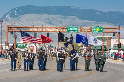 2015-07-04 Stampede Parade