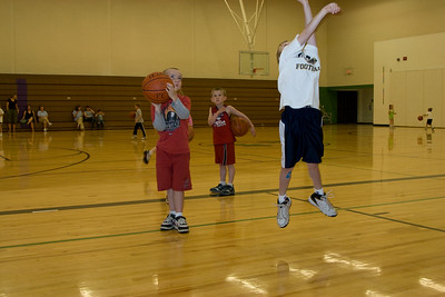 Jake's School of Hoops (Day 1)