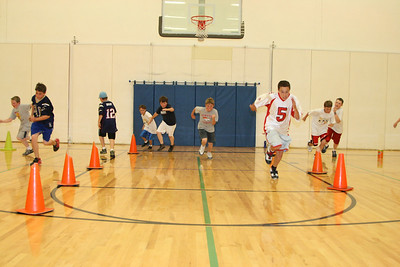 Jake's School of Hoops (Day 2)