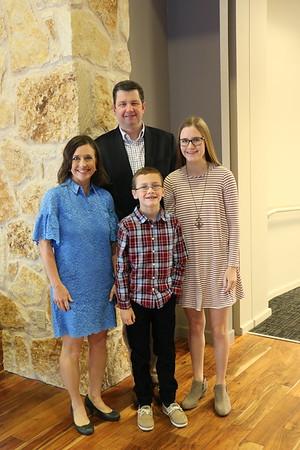 Cody's Baptism - November 2017