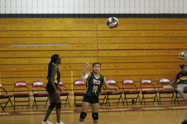 Coed Volleyball vs. Quince Orchard HS 4-24-2017