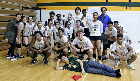 Coed Volleyball vs. Northwood HS 3-23-2017