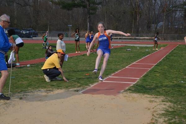 2013-04-10 Dayton Coed Track Meet vs Multi-School #3 of 5