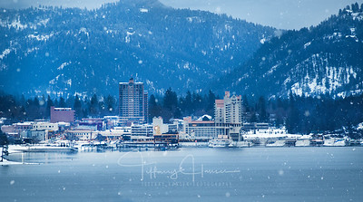 Winter in Coeur d'Alene