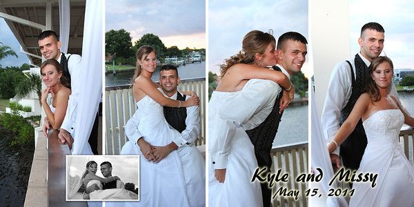 Missy and Kyle Coffee Table Book