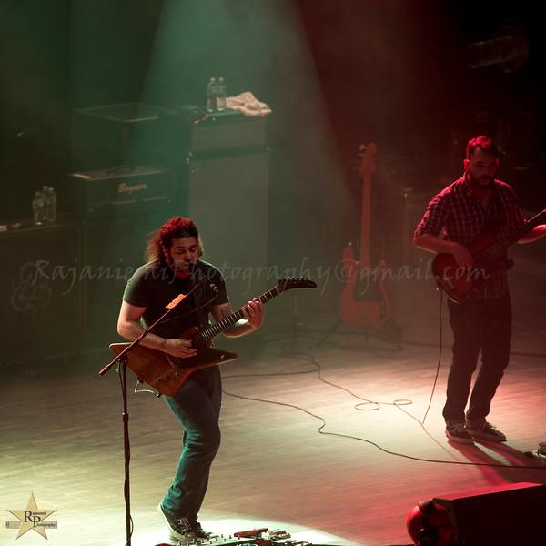 Claudio Sanchez and Zach Cooper