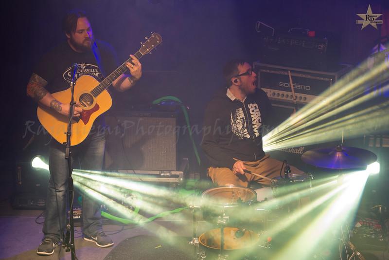 Travis Stever and Josh Eppard