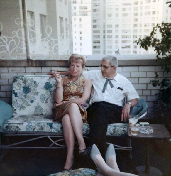 Irma & Jack Gardiner abt 1960