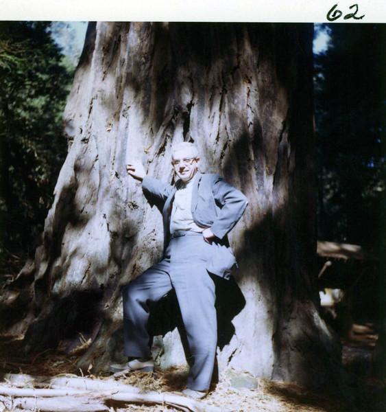 Jack Gardiner abt 1960 in California