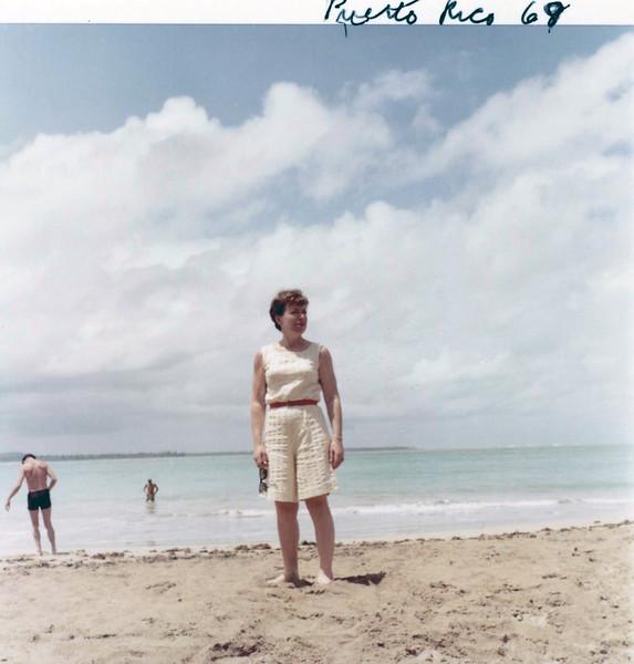 Irma Gardiner abt 1960