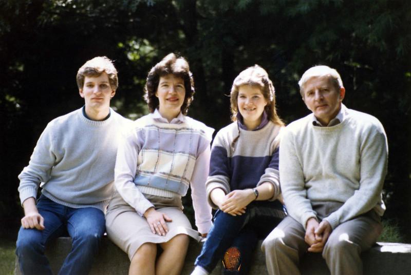 Lee, Pat, Debbie & Fred Busch