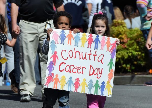 Cohutta Career Day Parade 10-16-15