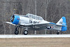 T-6 Ride of Col Edgar Lewis (Ret) at Falcon Field, Dec 5th 2017