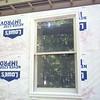 Day 8 - Bedroom window rebuild detail