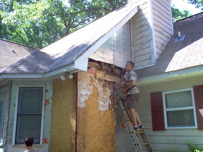 Colbert Exterior Renovations