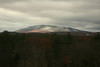 View of Mt. Monadnock From the House in Wintertime