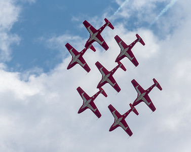 Canadian Forces (RCAF) Snowbirds