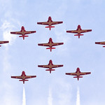 Canadian Forces RCAF Snowbirds