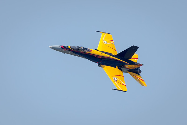 Royal Canadian Air Force CF 188 Hornet