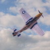 North American P-51 Mustang Composite