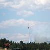 """A helicopter drops water on the Cold Springs Fire in Nederland, Colo. on Sunday. <br /> More photos:  <a href=""""http://www.dailycamera.com"""">http://www.dailycamera.com</a><br /> (Autumn Parry/Staff Photographer)<br /> July 10, 2016"""
