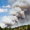 """The fire continues to burn in Cold Springs in Nederland on Sunday. More photos:  <a href=""""http://www.dailycamera.com"""">http://www.dailycamera.com</a><br /> (Autumn Parry/Staff Photographer)<br /> July 10, 2016"""