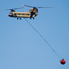 """A helicopter prepares for a water drop as they battle the Cold Springs Fire in Nederland on Sunday. <br /> More photos:  <a href=""""http://www.dailycamera.com"""">http://www.dailycamera.com</a><br /> (Autumn Parry/Staff Photographer)<br /> July 10, 2016"""