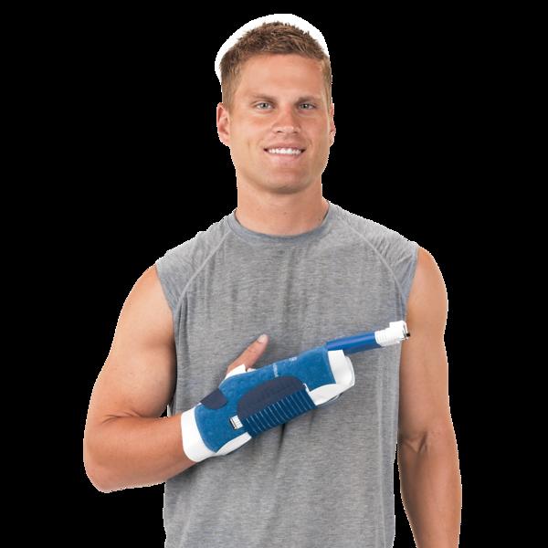 "Intelli-Flo Hand/Wrist Pad (8 1/4"" x 9 3/4"")"