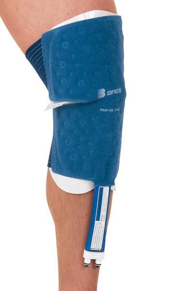 "Knee WrapOn Pad (10 1/4"" x 11 1/4"") Large (11 1/2"" x 12"") XL (12 1/4"" x 19"")"