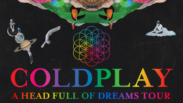 Coldplay - 2017