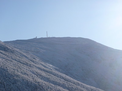 Mt. Washington Summit Cone