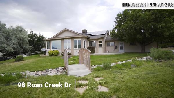 98 Roan Creek Dr Video