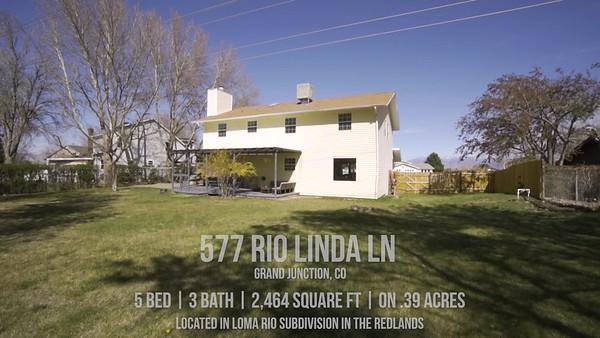 577 Rio Linda Ln Video