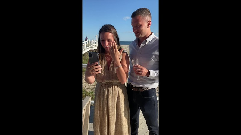 Post Engagement Celebration & Phone Calls