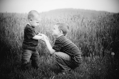 Coleman and Caleb : Brothers Session