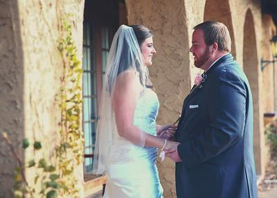 Aaron and Jenna Wedding - November 14, 2014