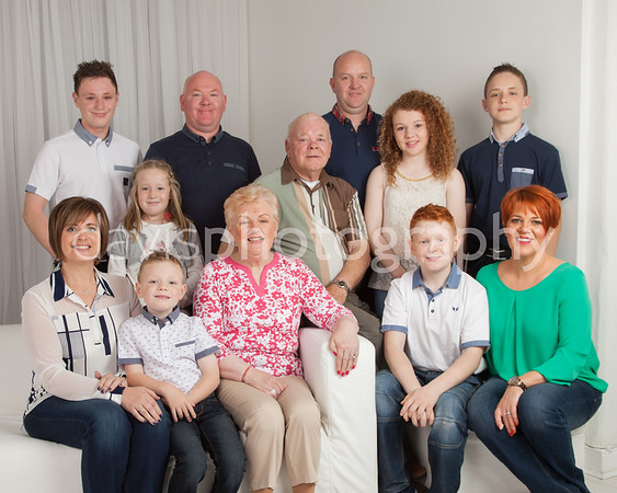 Donnelly Families