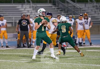 Mattoon High School defeated Taylorville High School 12-9 at O'Brien Field on the campus of Eastern Illinois University Friday, September 10, 2021. (Photo/Dominic Baima)
