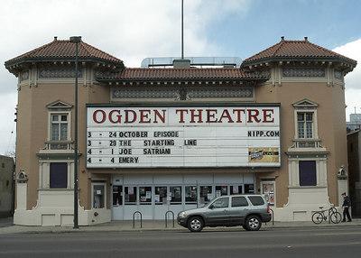 20  Ogden Theatre 2006